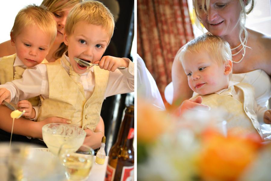 wedding reception at Pierre's Restaurant, Abbey Grange Hotel, Nuneaton, Warwickshire