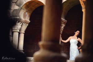 Barcelona Wedding Photography at Poble Espanyol