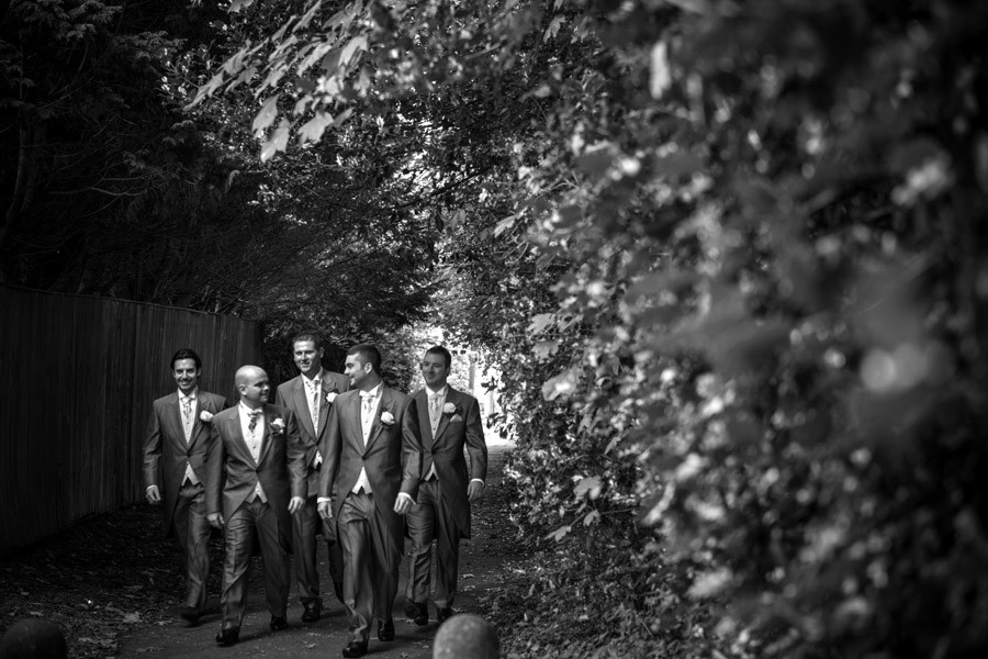 Wedding photographer in Warwickshire.