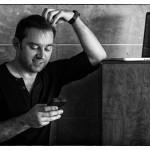 Richard Hadley Photographer in wait on iPhone