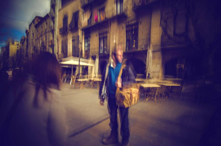 Ben Evans in Girona, Spain.