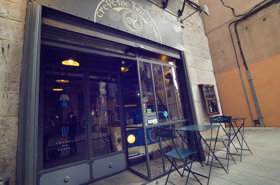 Creperie Bretonne in Girona