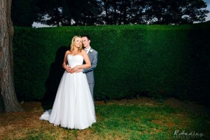Wedding reception at The Cross in Kenilworth