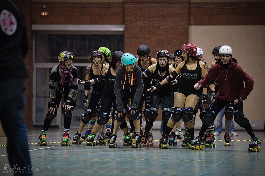 BARCELONA ROLLER DERBY TEAM