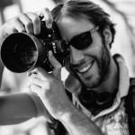 Portrait Ben Evans Photographer in Barcelona