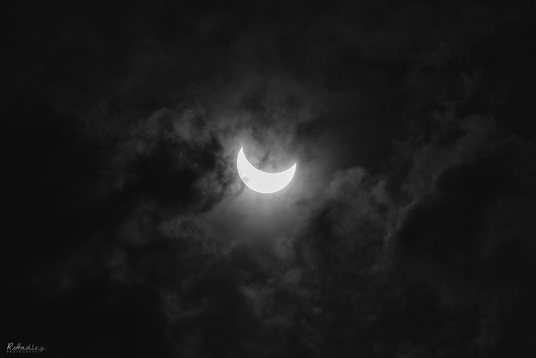 Event of the Solar Eclipse 2015 over Barcelona