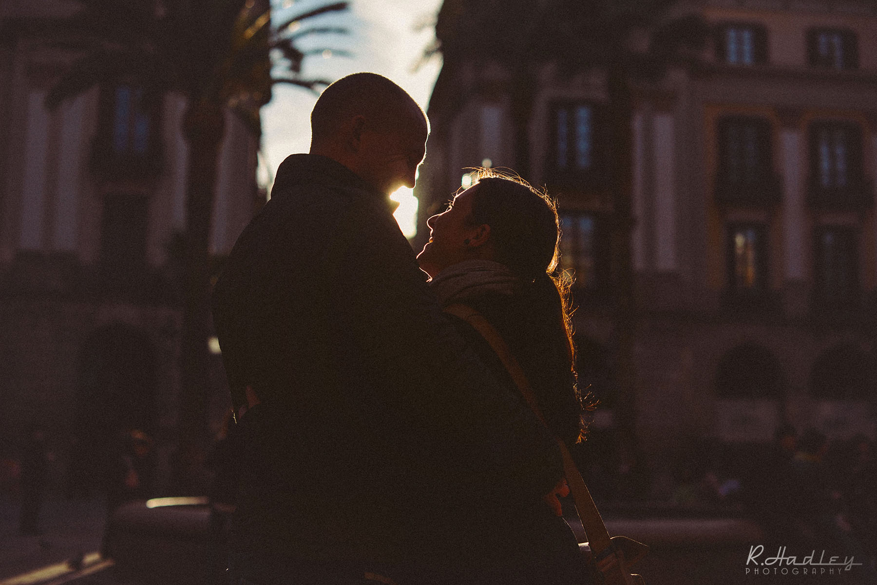 Portrait / Engagement Photo Shoot | Michelle & Erik | Barcelona
