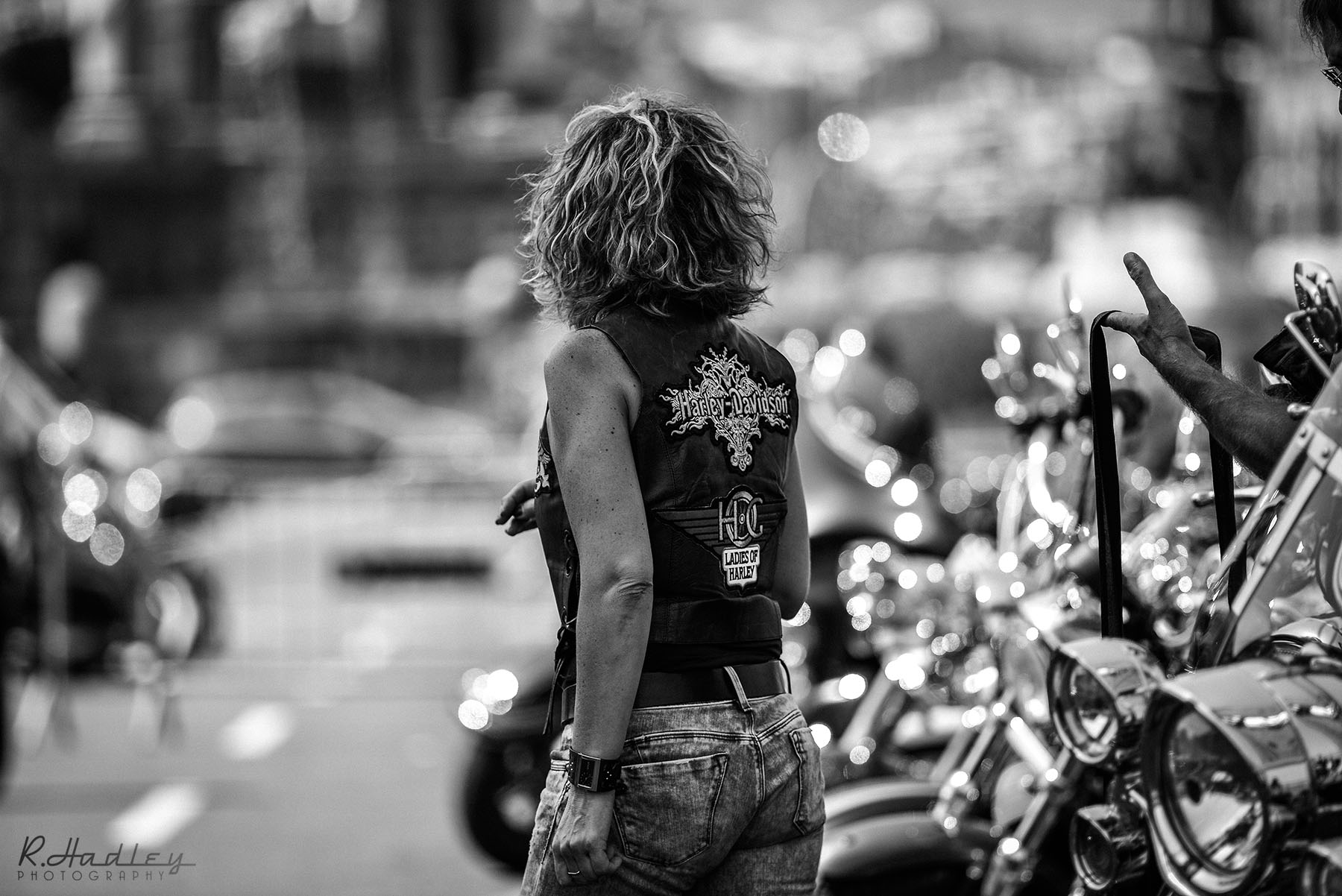 Barcelona Harley Days Event 2015