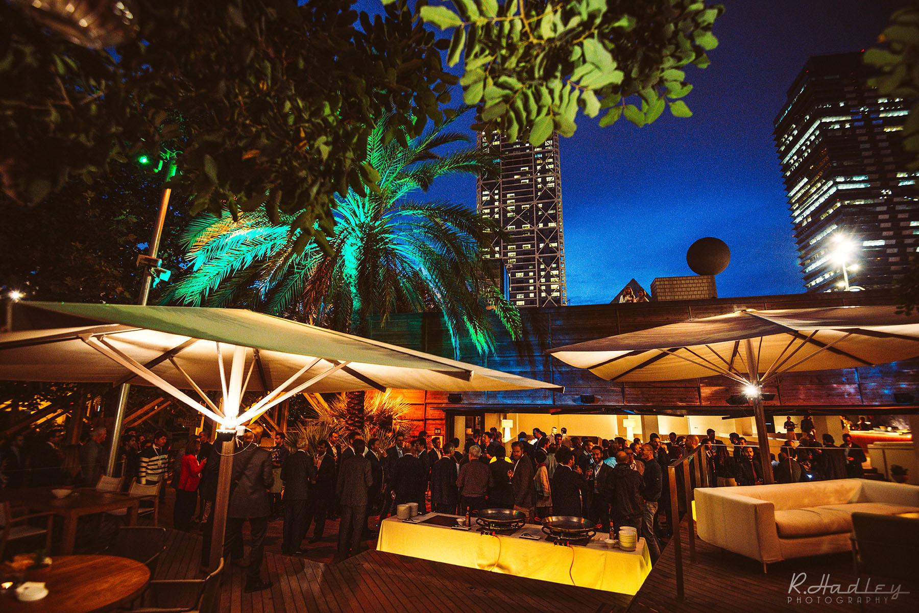 Event melia sky hotel la bestial barcelona richard for Hotel france barcelona