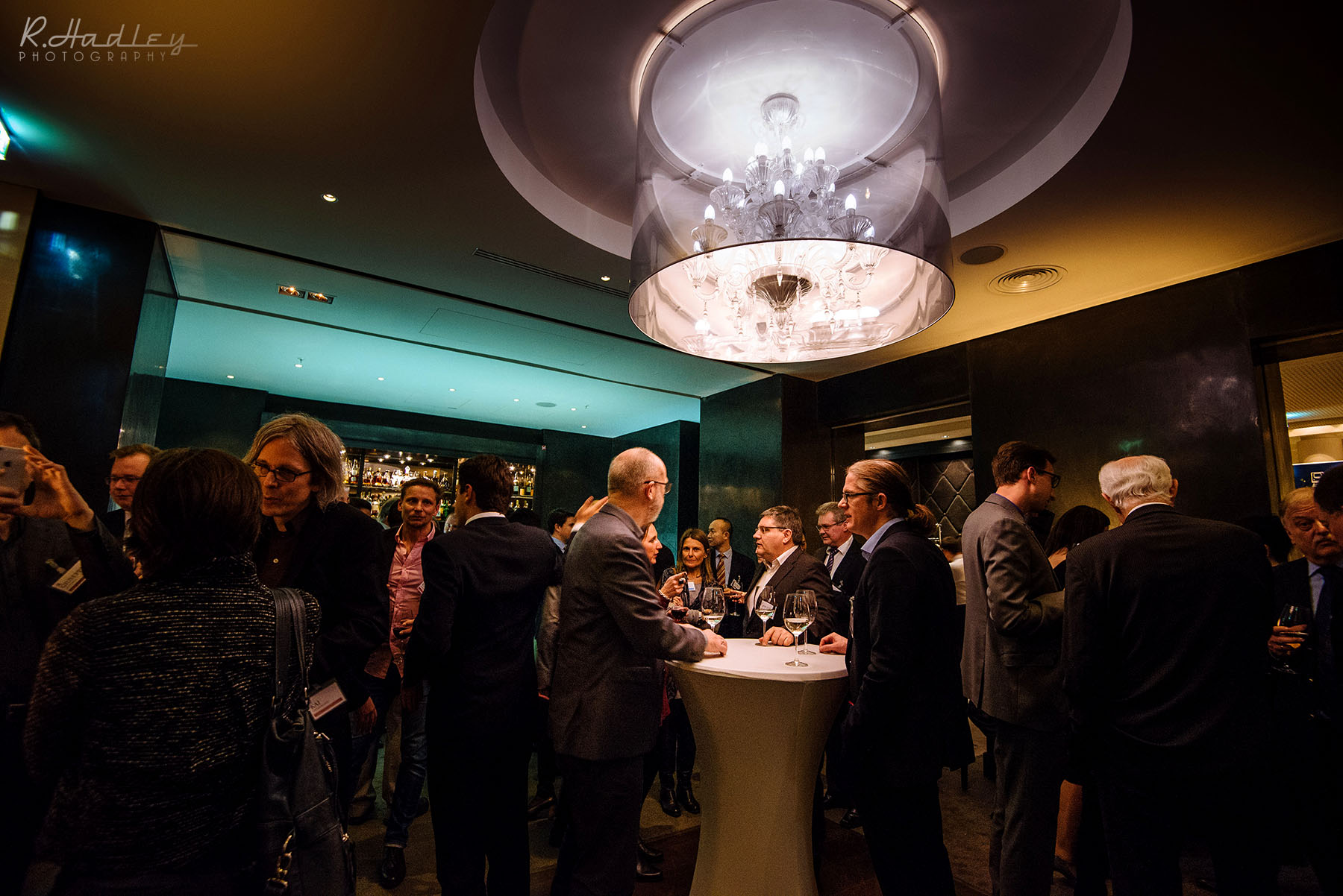 Event photography at the Palais Hansen Kempinski, Vienna, Austria