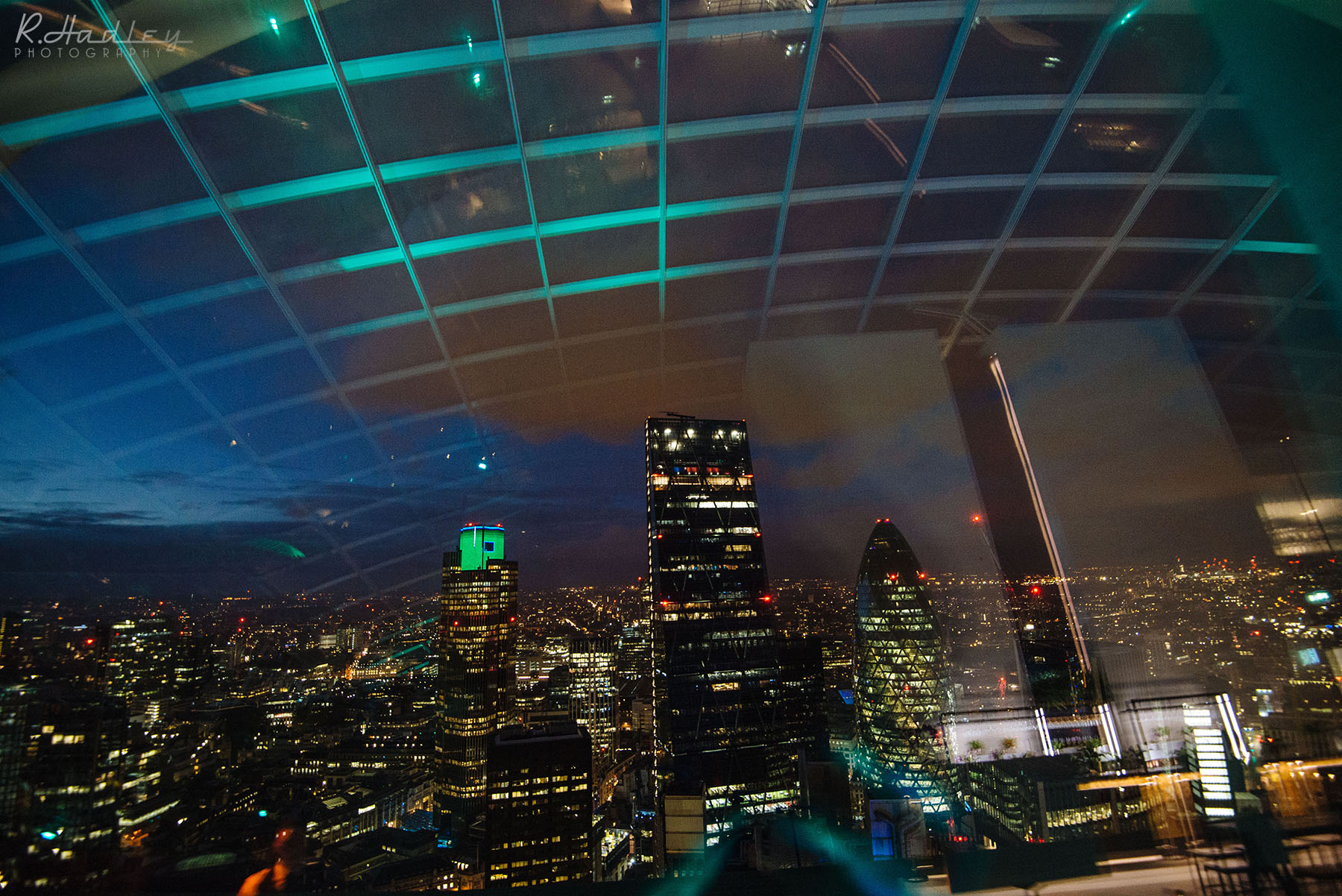 Sky Garden - Corporate Event Photographer in London