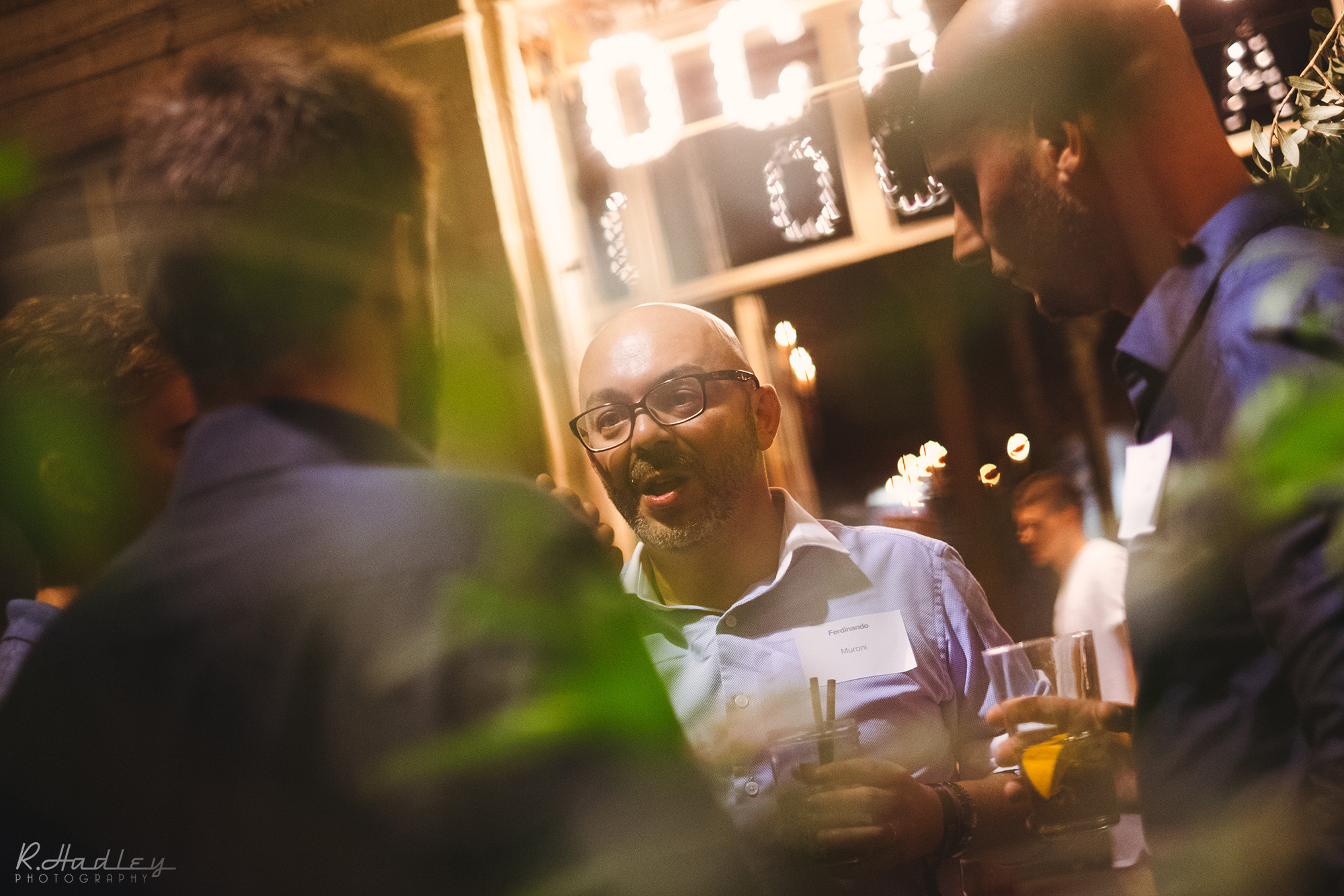 Relaxed & social networking event at Ocana in Barcelona