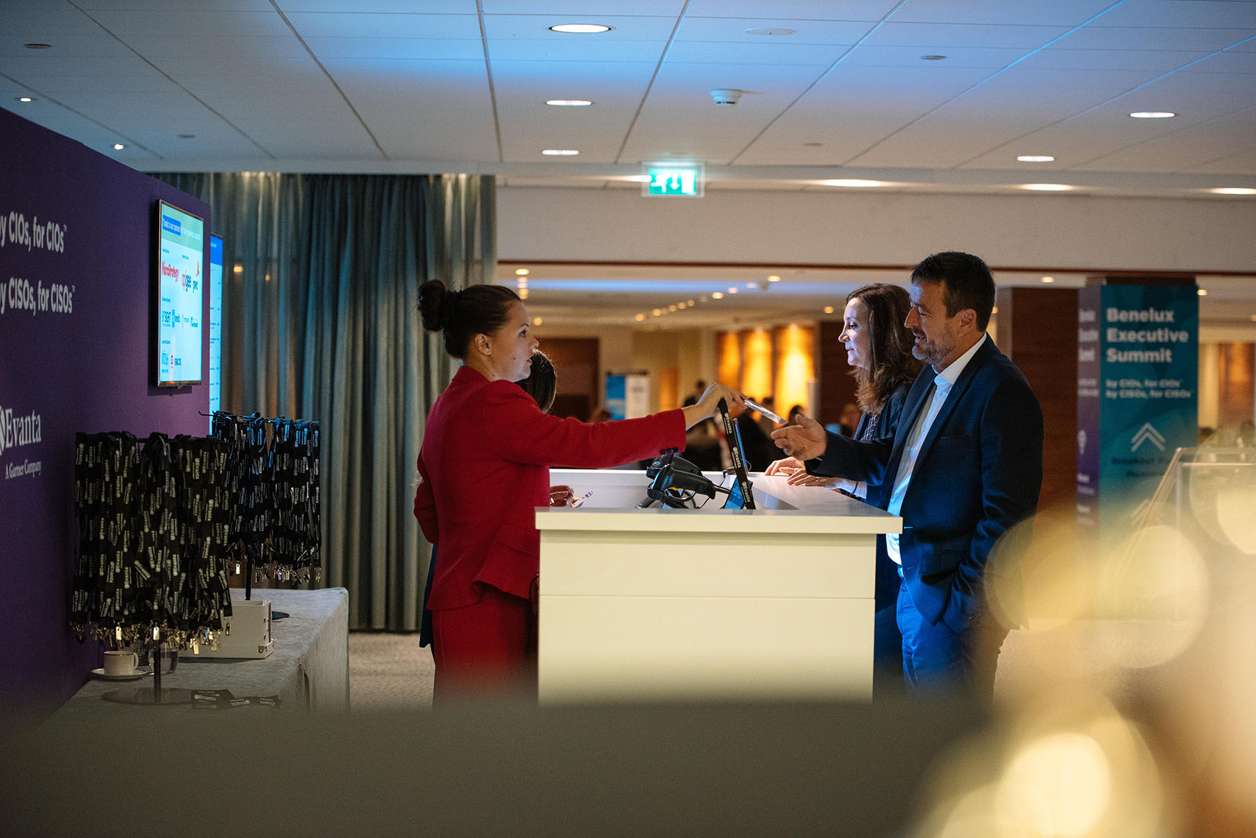 photographer corporate event Okura Amsterdam
