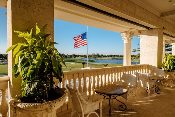 Corporate event photography at the Trump National Doral Hotel in Miami